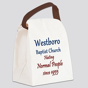Westboro8 Canvas Lunch Bag