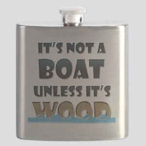 Its not a boat Flask