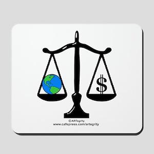Earth Balance Mousepad