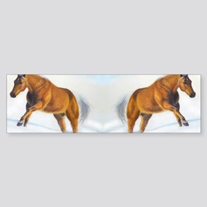Palomino Sticker (Bumper)