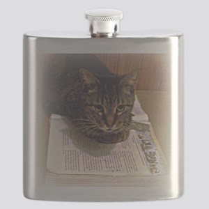 reading 8 x 10 Flask