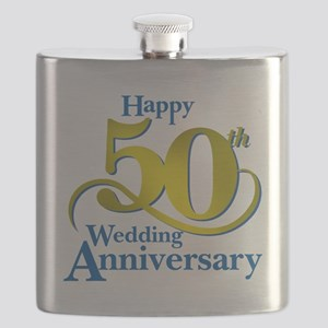 50thAnniversaryLogo2 Flask