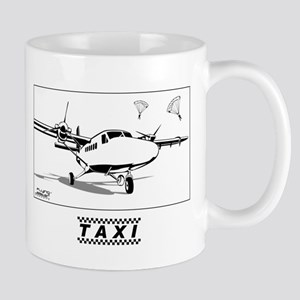 Taxi Twin Otter Skydiving Mug