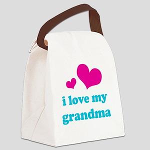 ILMG Canvas Lunch Bag