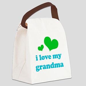 ILMGneg Canvas Lunch Bag