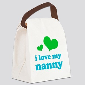 ILMNneg Canvas Lunch Bag