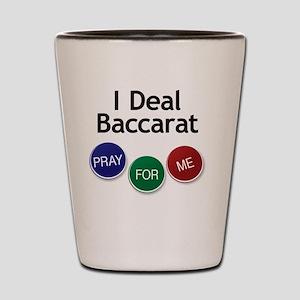 BacPrayOB Shot Glass
