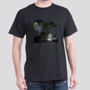 I can howl with the best of them! Dark T-Shirt
