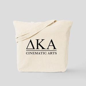 Delta Kappa Alpha Letters Tote Bag
