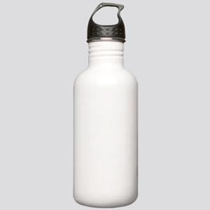 Beware I ride Horses Stainless Water Bottle 1.0L