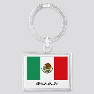 Mexico Landscape Keychain