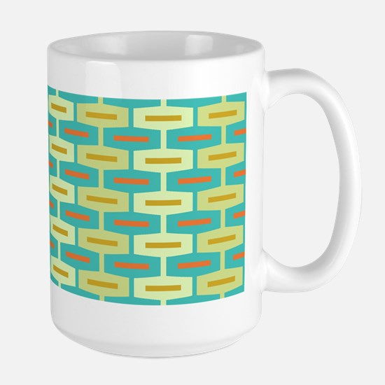 Brickyard Blue Mug Large Mug