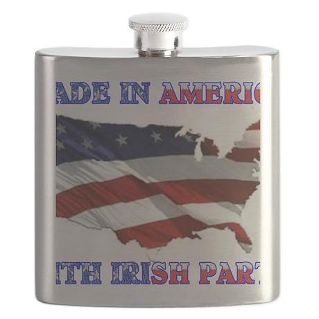 IRISH PARTS Flask