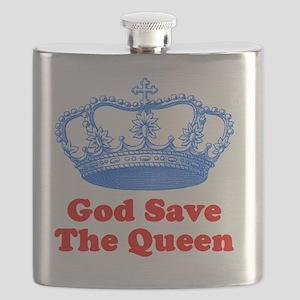 GSTQbluered Flask
