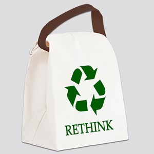 Rethink Canvas Lunch Bag