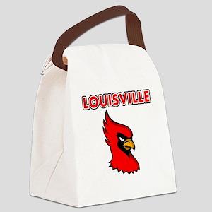 card Canvas Lunch Bag