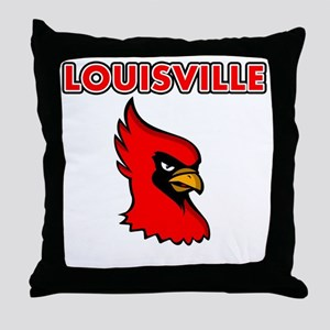 card Throw Pillow