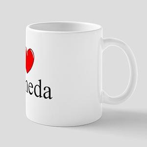 """""""I Love Alameda"""" Mug"""
