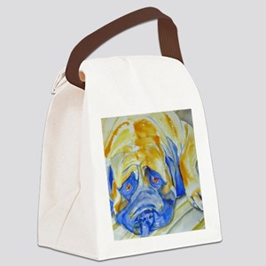 Learn to Relax Canvas Lunch Bag