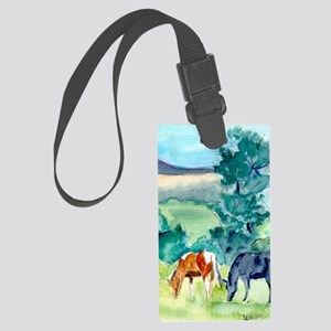 Pleasant Day Large Luggage Tag