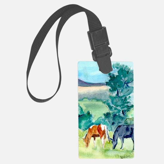 Pleasant Day Luggage Tag