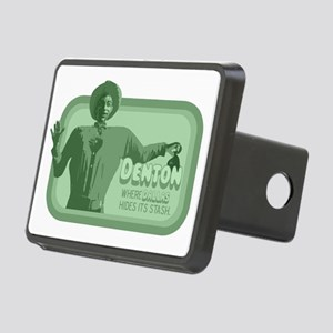dentonstash copy Rectangular Hitch Cover