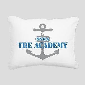 MD The Academy 2 Rectangular Canvas Pillow