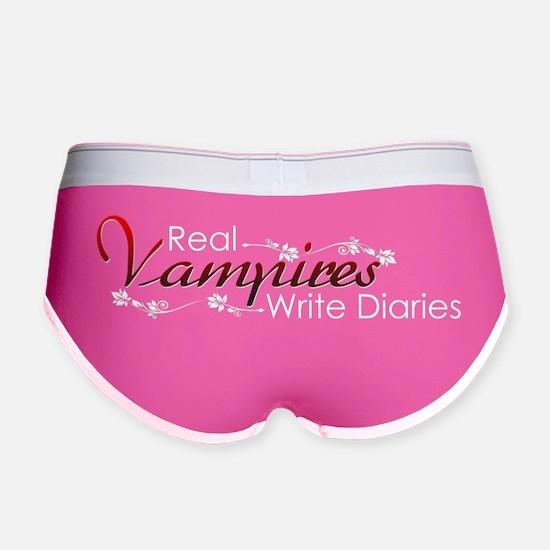 Real Vampires Blk Women's Boy Brief