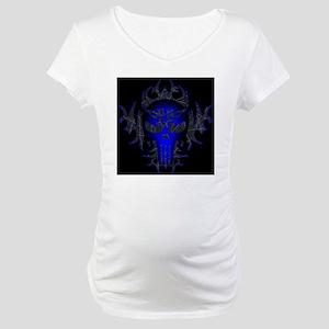 Blue11x11 Maternity T-Shirt