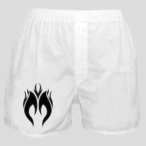 logo-mark-bk Boxer Shorts