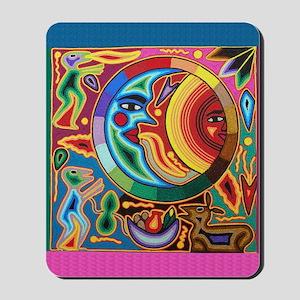 Mexican_String_Art_Image_Sun_Moon_Stadiu Mousepad