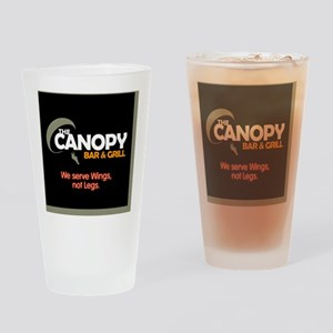 canopy_tile Drinking Glass