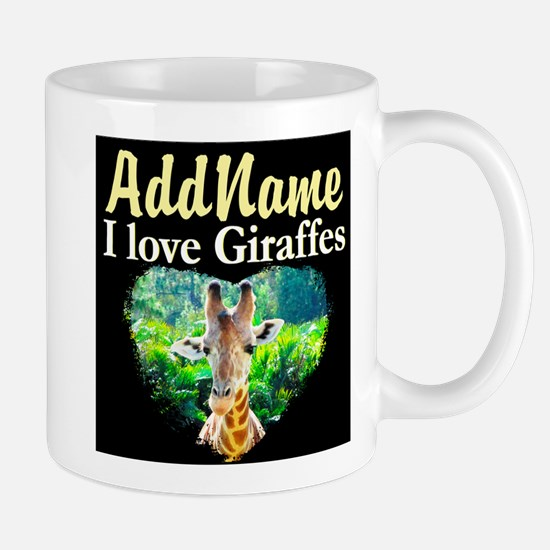 GIRAFFES RULE Mug