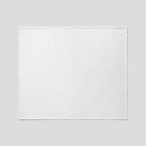 Below Is A List Of People - Rottweil Throw Blanket
