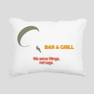 canopy_bng_dark Rectangular Canvas Pillow