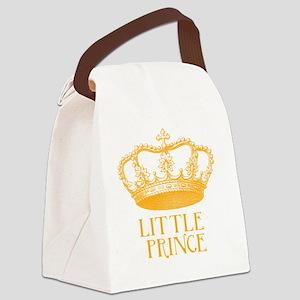 LPorange Canvas Lunch Bag