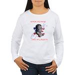 Haym Solomon Women's Long Sleeve T-Shirt