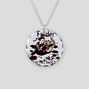 Furder Necklace Circle Charm