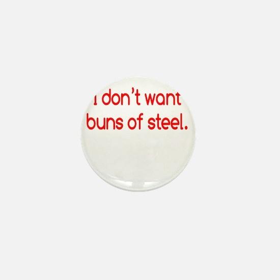 buns-of-steel2 Mini Button
