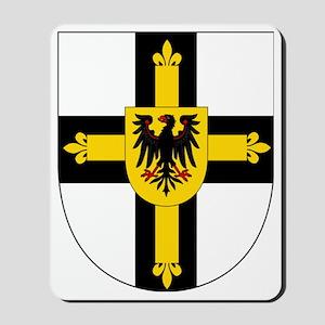 Deutscher Orden Coat of Arms Mousepad