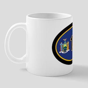 NewYork-131-OVALsticker Mug