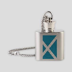 Tartan Day - Arbroath Flask Necklace
