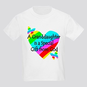 GRANDDAUGHTER Kids Light T-Shirt