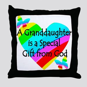 GRANDDAUGHTER Throw Pillow