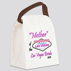 mother of bride pristina Canvas Lunch Bag