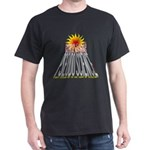 Global Warming Pseudoscience Dark T-Shirt