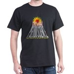 Global Warming Pseudoscience Dark T-Shirt
