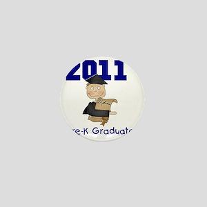 2011BOYPRESCHGRAD Mini Button