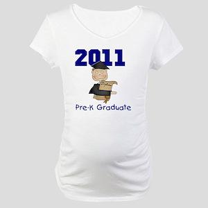 2011BOYPRESCHGRAD Maternity T-Shirt