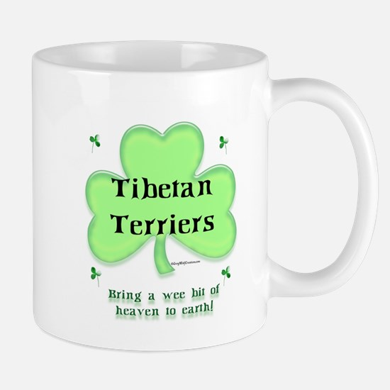 Tibetan Terrier Heaven Mug